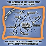 Regrann from summitcycling  January 30  Organized Group Bicyclehellip