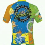 Bsck of the Spinoffs club Jersey design for the yearhellip