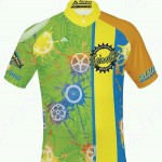 Front of the Spinoffs club Jersey design for the yearhellip