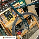 Repost summitcycling with repostapp It was a busy Saturday morninghellip