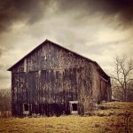 A barn weathers the years long after it earned itshellip