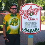 Youll shoot your eye out! cycling cleveland ohio tremont christmasstoryhellip