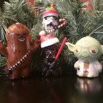 Nothing says Christmas more than May the force be withhellip