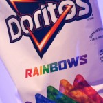 Score the treasured rainbow Doritos with a donation to thehellip