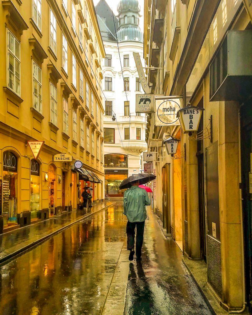 Viennese Rain