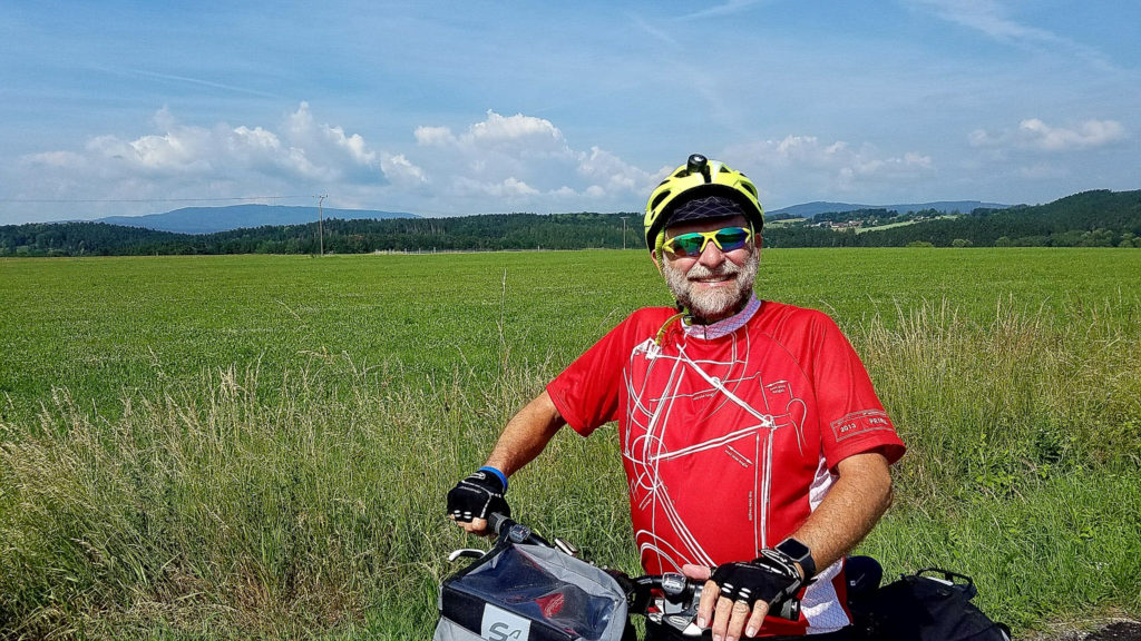 Cycling Southern Bohemia