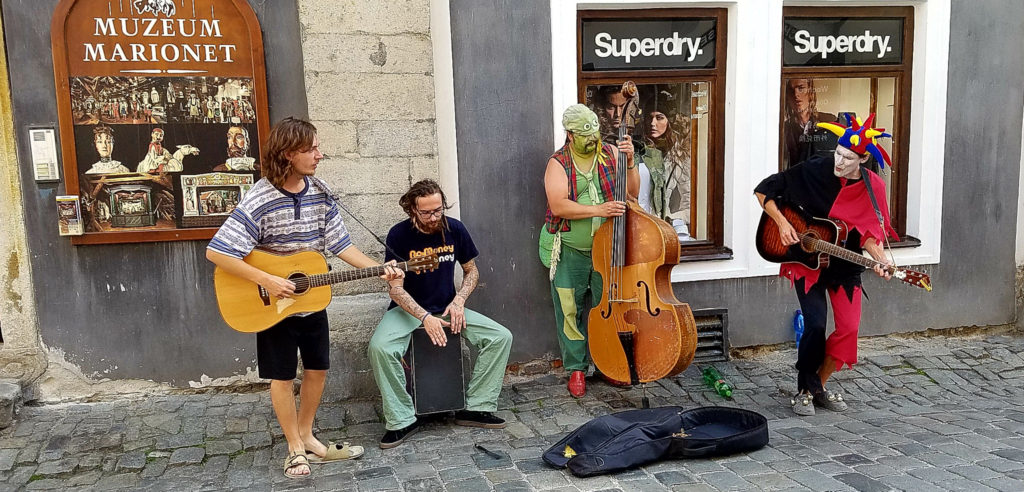 Music in the village