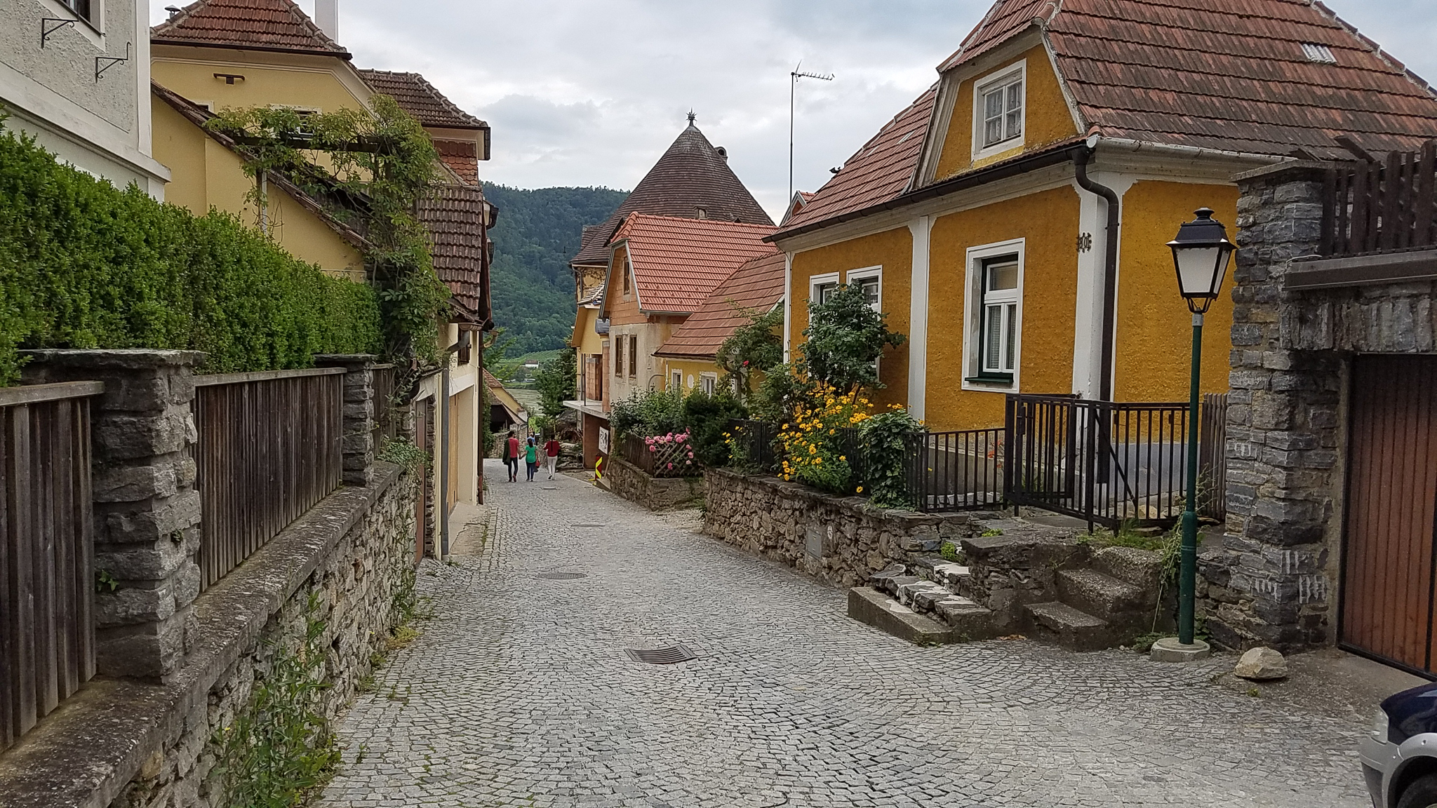 Backstreet in Durnstein