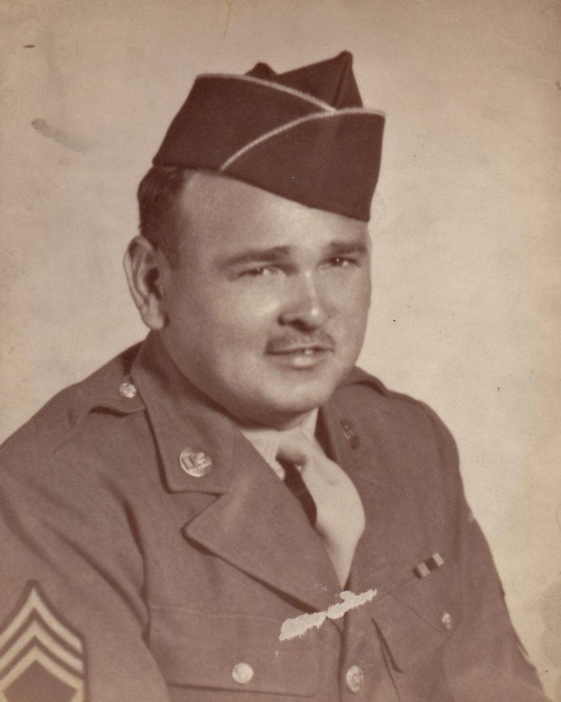 Jokie Bilcze, Army Photo, WWII