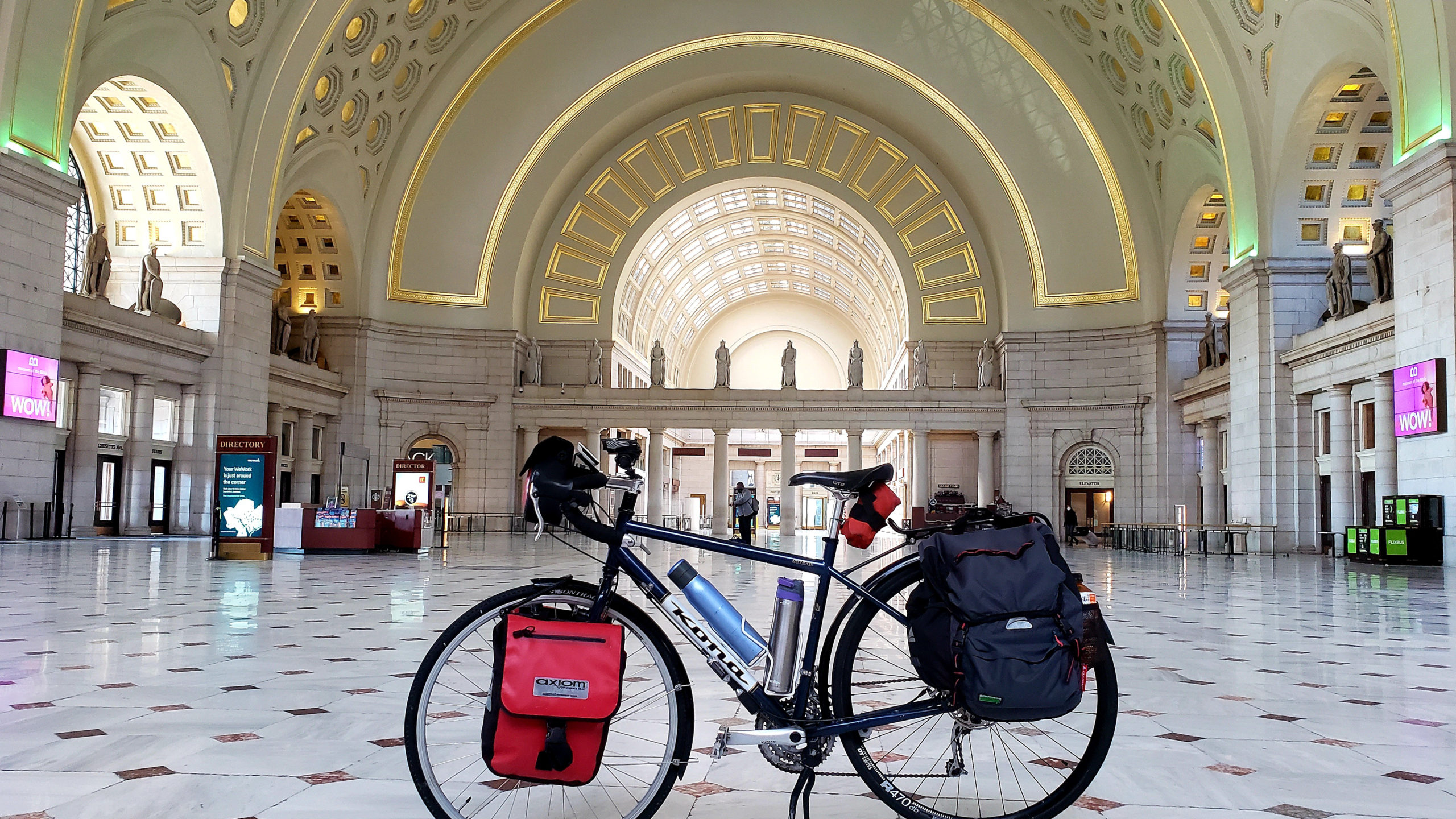 The Dude at Union Station